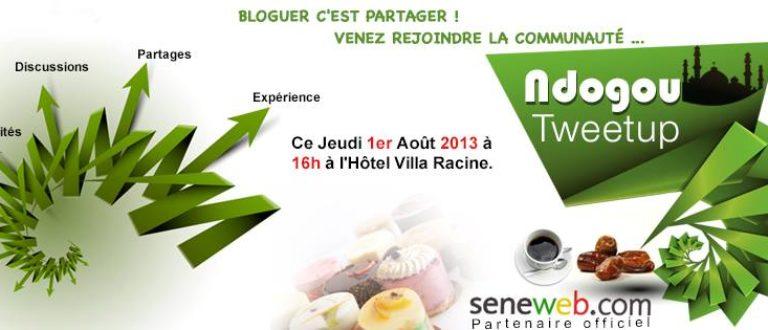 Article : La communauté des blogueurs du Sénégal et Seneweb organisent le 1er #NdadjeTweetup