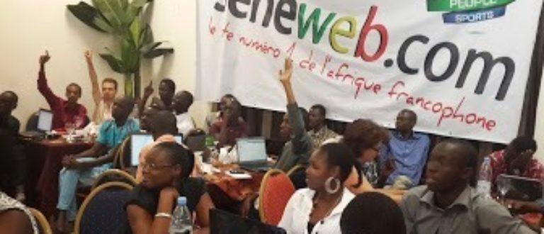 Article : #NdadjeTweetup – Sénégal : Quand les créateurs de contenus web se réunissent